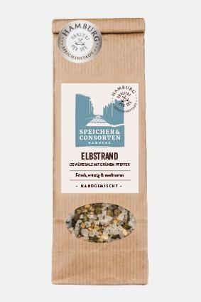 Elbstrand Salz - Speicher & Consorten