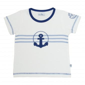 Kindershirt, Anker